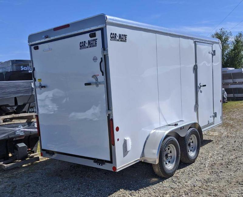 NEW 2020 Car Mate 6x14 HD Custom Cargo Trailer w/Ramp