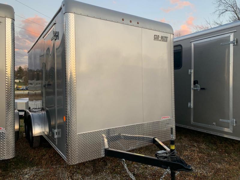 NEW 2020 Car Mate 7x14 Custom Cargo Trailer w/Ramp