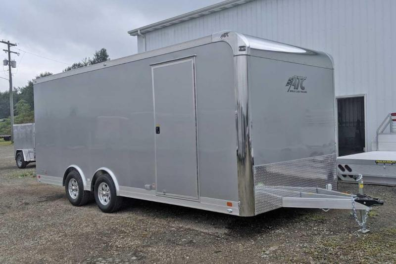 NEW 2020 ATC 8.5 x 20 HD Quest CH205 Car Hauler w/ Ramp