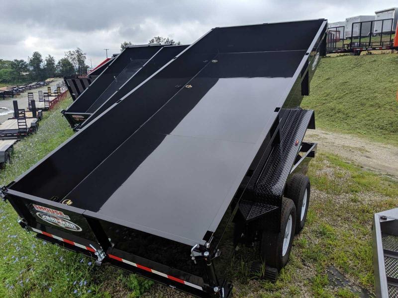 """NEW 2020 Bri-Mar 6'9""""x16 HD Lo Pro Equipment Dump"""
