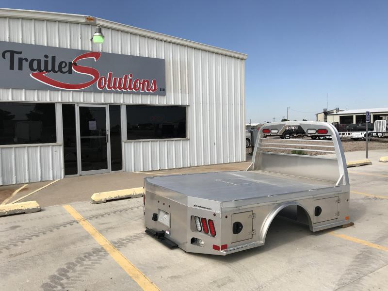 2018 PJ Aluminum Skirted Truck Bed