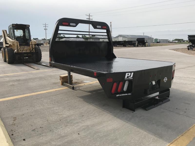 2019 PJ Truck Beds GB ( Standard) Truck Bed