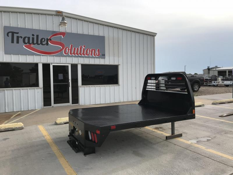 2019 PJ Standard Steel Truck Bed