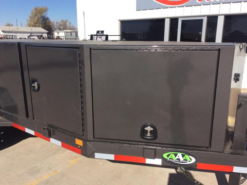 2020 AAA Trailer Sales 60 x 12 Fuel Trailer
