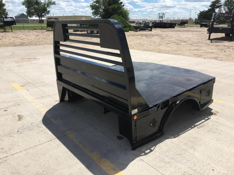 2019 IronOX Skirted Truck Bed