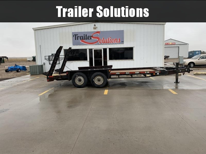 2007 Belshe EQ Equipment Trailer