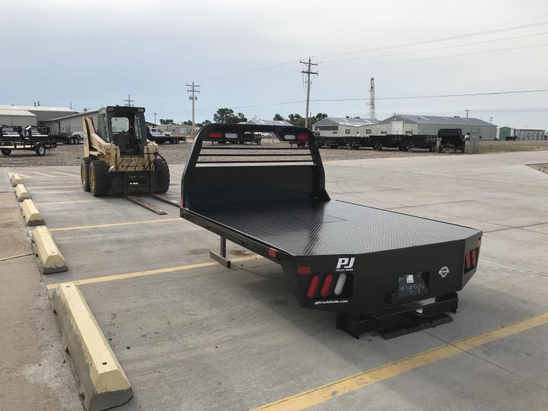 2019 PJ Truck Bed  Tr Standard Tuck Bed