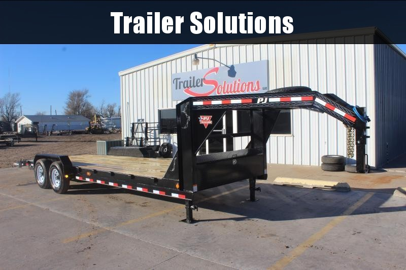 "2020 PJ 24' x 83"" 6"" Channel Equipment Trailer"