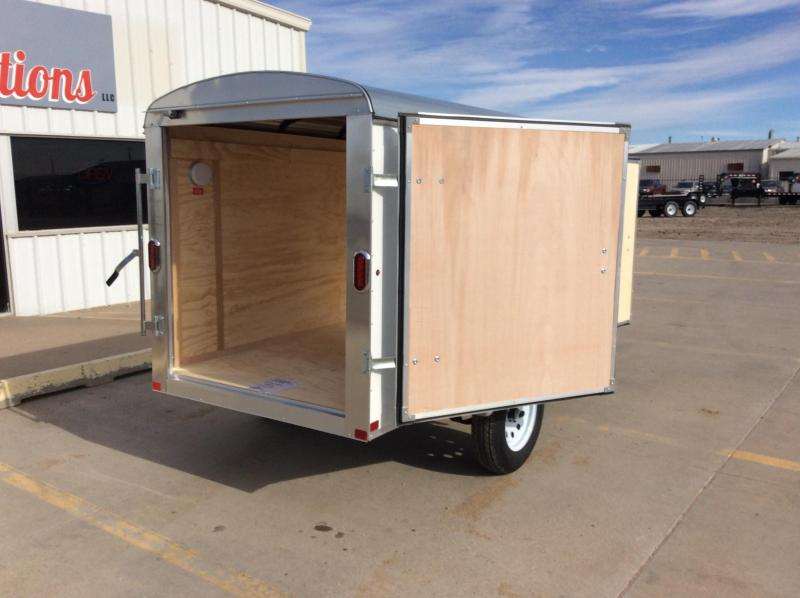 2020 Carry-On 5X10 Enclosed Cargo Trailer
