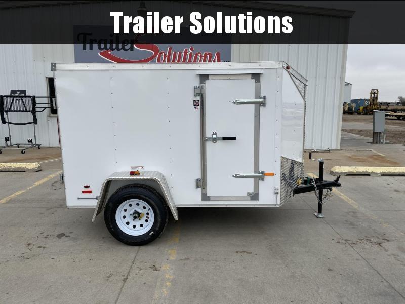 2020 RC 5x 8 Enclosed Trailer