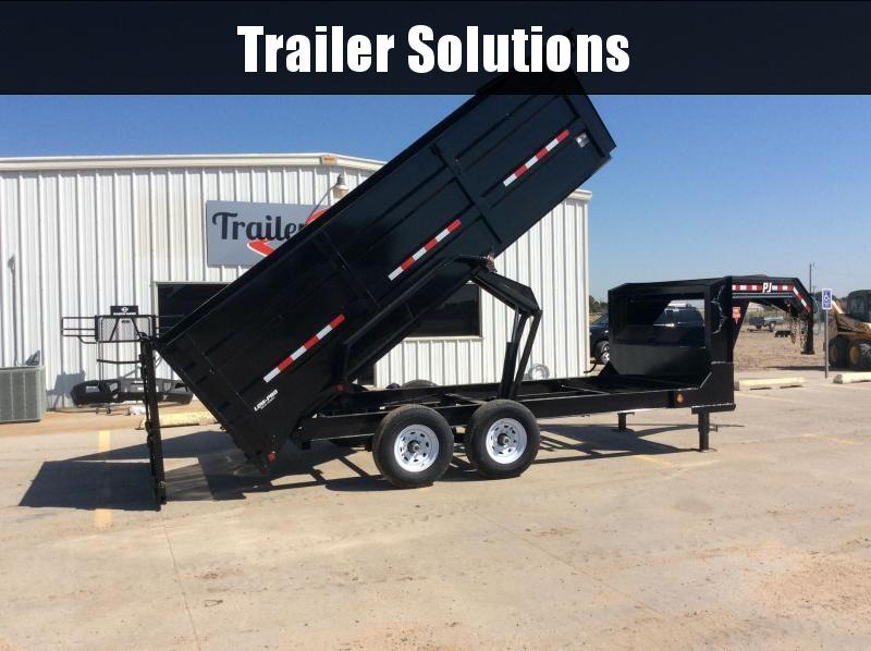 "2020 PJ Trailers 16' X 83"" Dump Trailer"