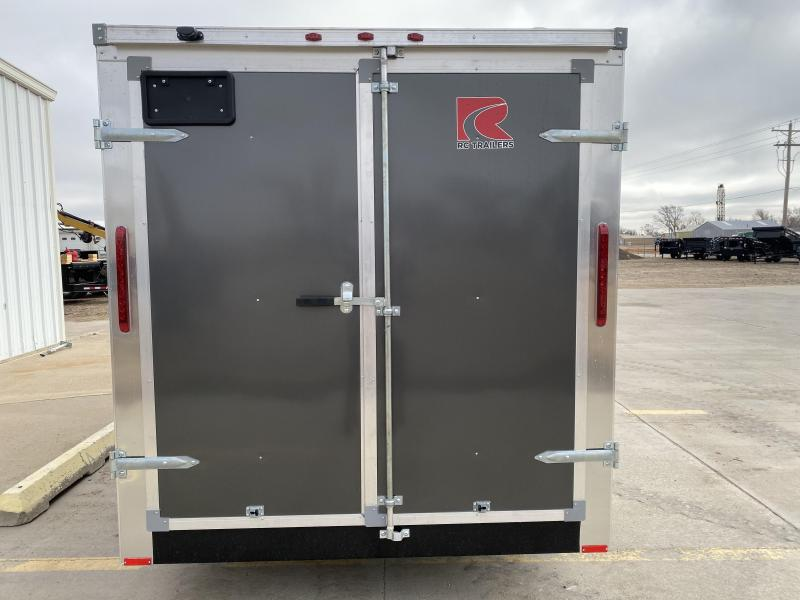 2020 RC Trailers 7 x 14 Enclosed Trailer