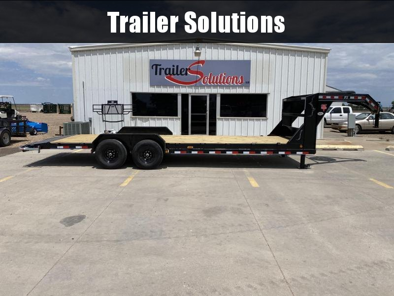 "2020 PJ 24' x 6"" Channel Equipment Trailer"