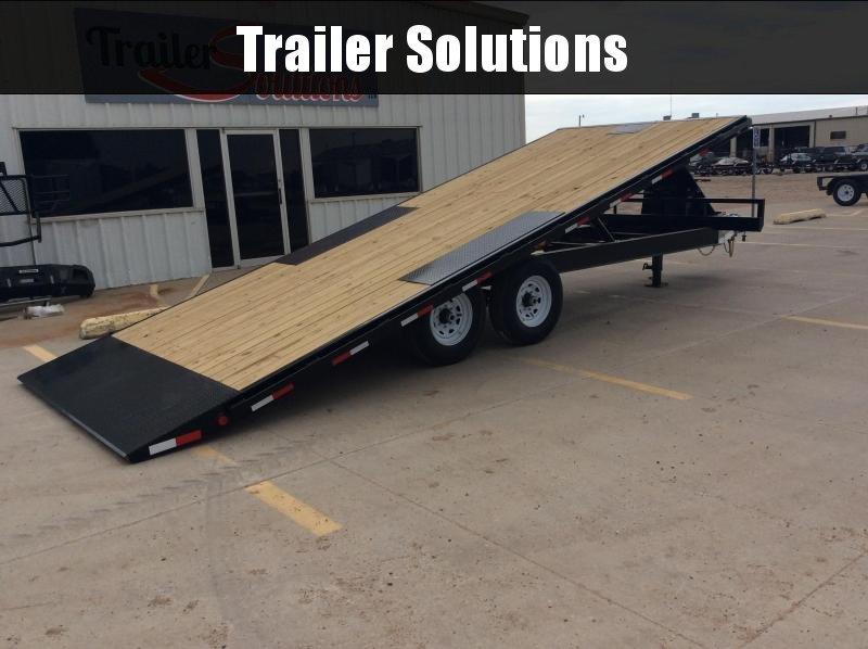 "2020 PJ 22' x 102"" Deckover Tilt Trailer"