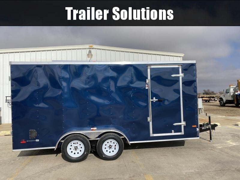2020 RC 7 x 16 Enclosed Trailer