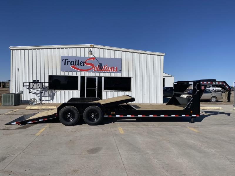 "2020 PJ 24' x 83"" 6"" Channel Equipment Tilt Trailer"