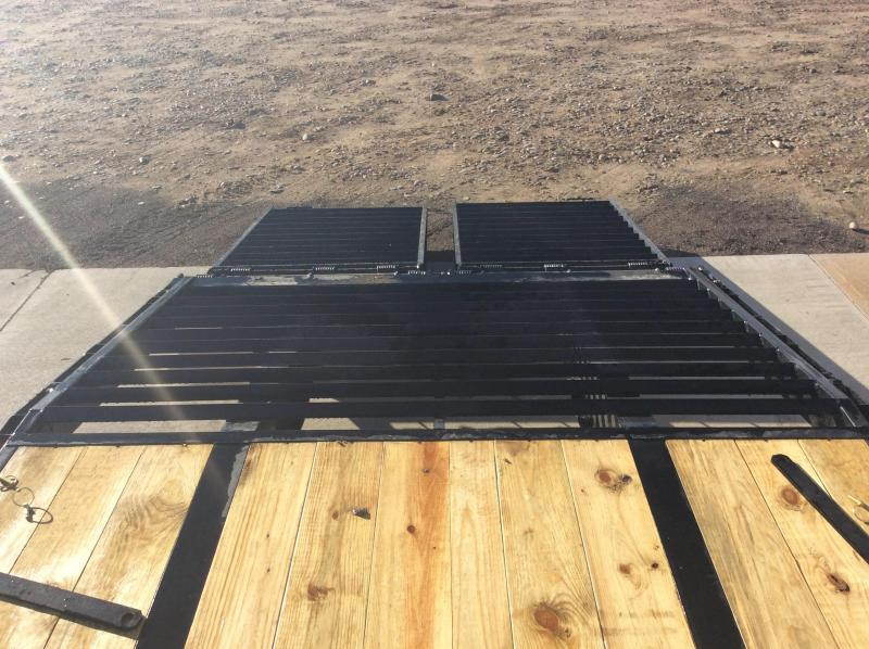 "2020 PJ 40' x 102"" Low-Pro Flatdeck with Duals"