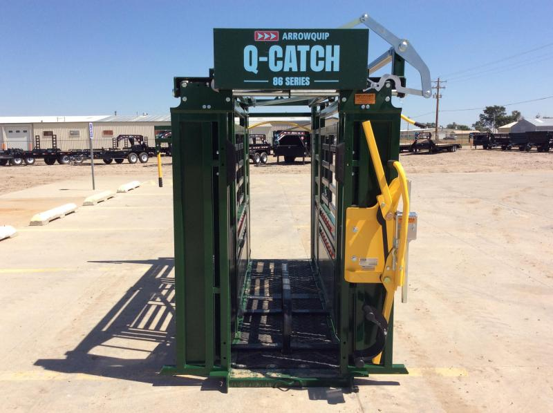 2019 Arrowquip Q-Catch 86 Farm / Ranch