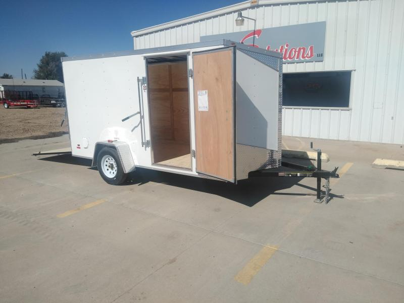 2020 Carry-On 6 x 12 Enclosed Trailer