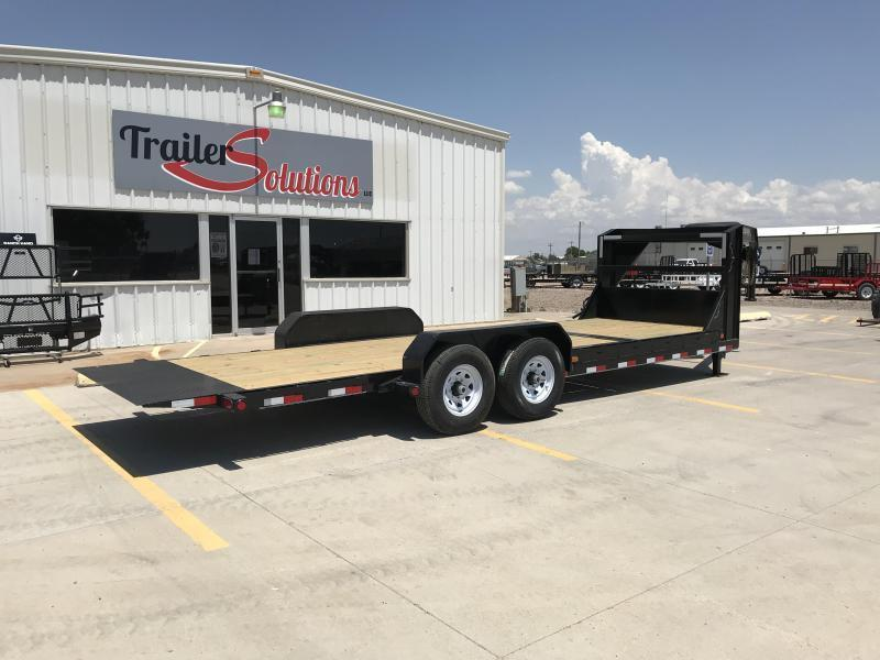 "2020 PJ 24' x 83"" Channel Equipment Tilt Trailer"