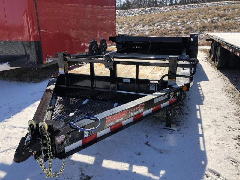 2019 Load Trail 83X24 LOAD TRAIL TILT Flatbed Trailer