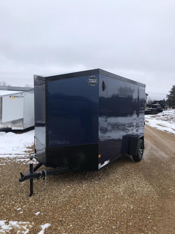 2020 Haulmark 6X12 HAULMARK Enclosed Cargo Trailer