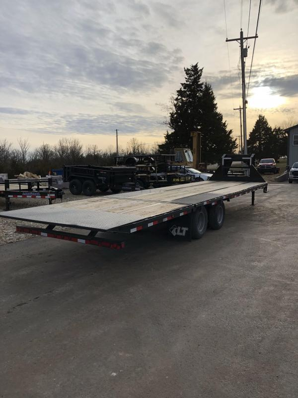 2020 Load Trail 102X32 LOAD TRAIL DECKOVER Equipment Trailer