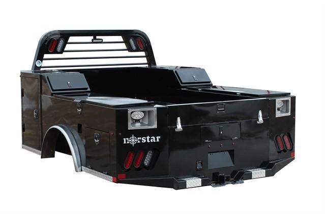 2020 Norstar SD-9'4'' X 90'', 92'', 94'', 97'' CTA 60'' SMOOTH Truck Bed