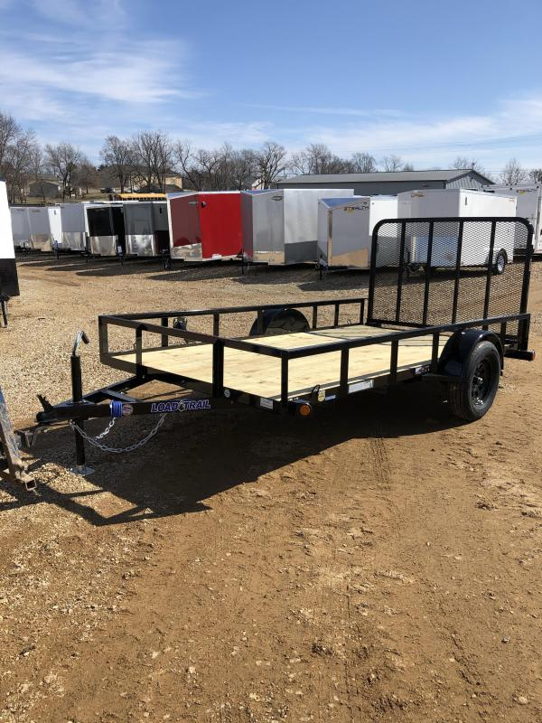 2020 Load Trail 77X12 LOAD TRAIL Utility Trailer