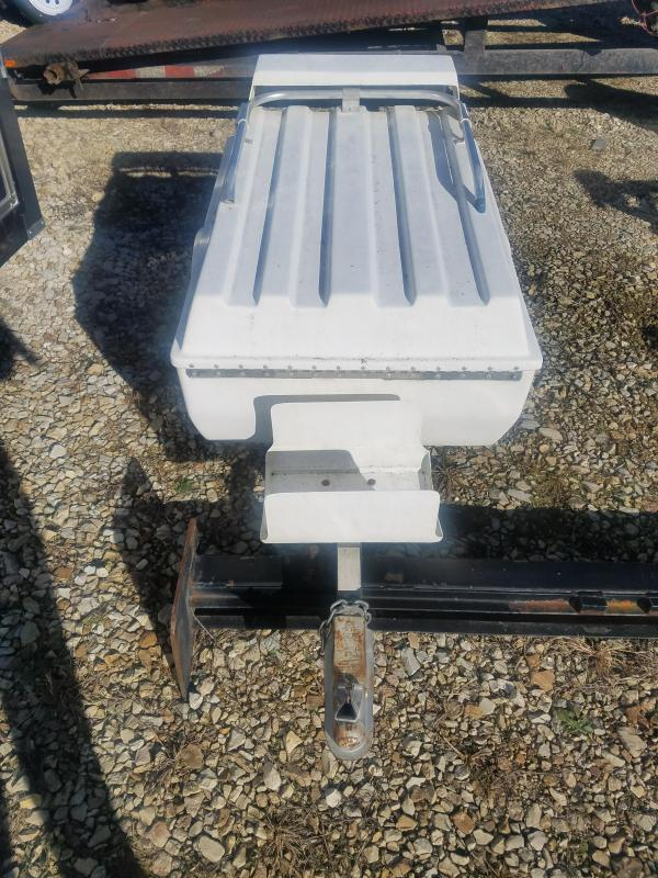 1995 Other STAV MOTOR CYCLE TRAILER WHITE Motorcycle Trailer