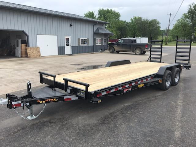 2020 Doolittle Trailer Mfg 84X22 DOOLITTLE Flatbed Trailer