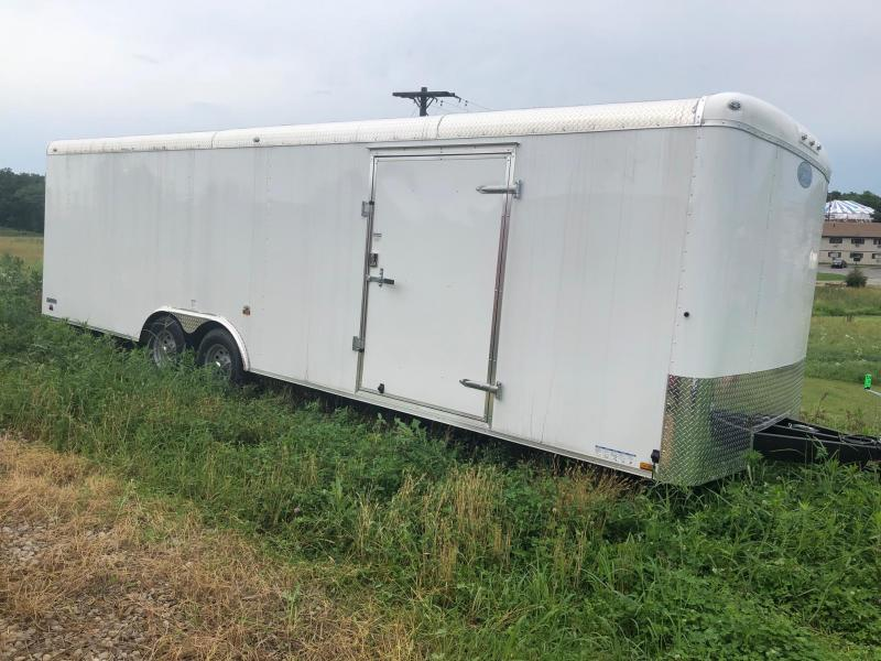2020 Continental Cargo 8.5X26 TAILWIND Enclosed Cargo Trailer