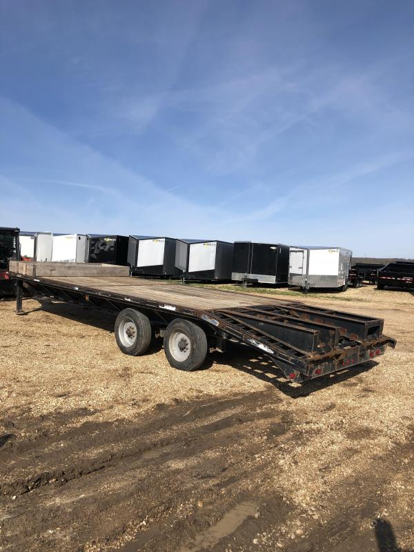 2013 Other 102X25 Equipment Trailer