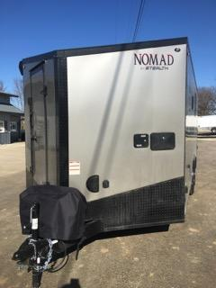 2020 Stealth Trailers 8.5X20 STEALTH NOMAD Car / Racing Trailer