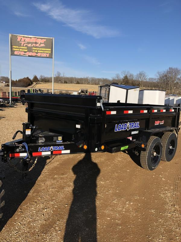 2020 Load Trail 83X12 LOAD TRAIL Dump Trailer
