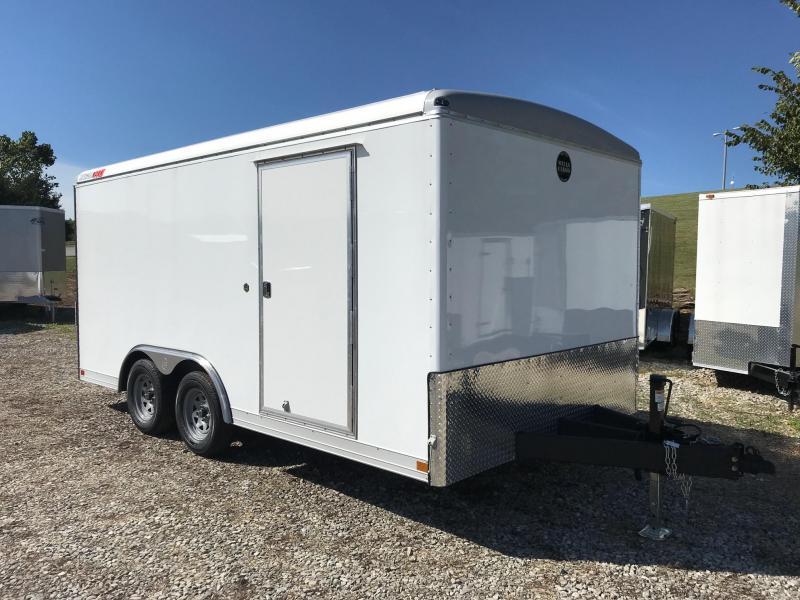 2020 Wells Cargo 8.5X16 WAGON HD Enclosed Cargo Trailer