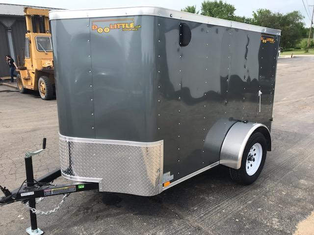 2020 Doolittle Trailer Mfg 5X8 DOOLITTLE Enclosed Cargo Trailer