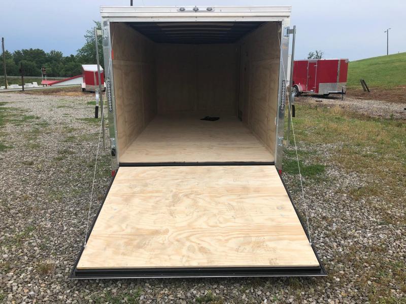 2020 Continental Cargo 7X16 Enclosed Cargo Trailer