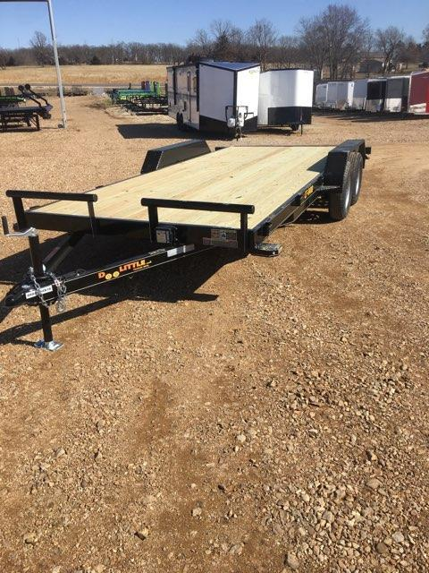 2020 Doolittle Trailer Mfg 84X18 DOOLITTLE Flatbed Trailer