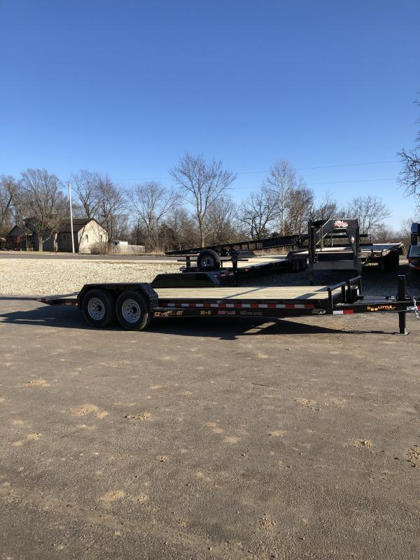 2020 Doolittle Trailer Mfg 82X22 DOOLITTLE Flatbed Trailer