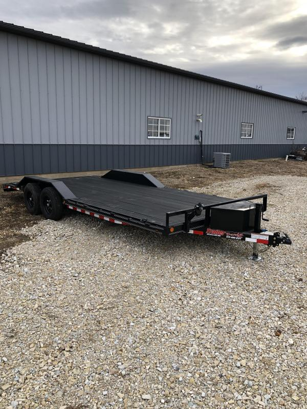 2020 Load Trail 2020 102X20 LOAD TRAIL Flatbed Trailer