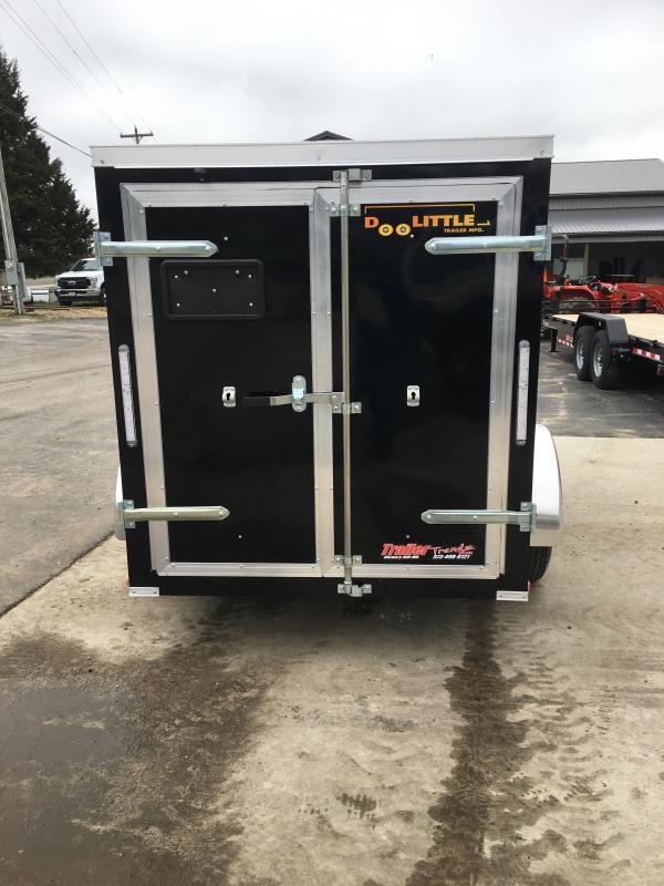 2020 Doolittle Trailer Mfg 5x8 Enclosed Cargo Trailer