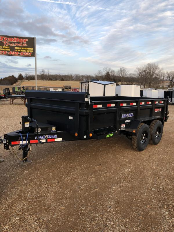 2020 Load Trail 83X14 LOAD TRAIL DUMP Dump Trailer
