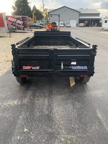 2020 Load Trail 2020 60X10 LOAD TRAIL DUMP Dump Trailer