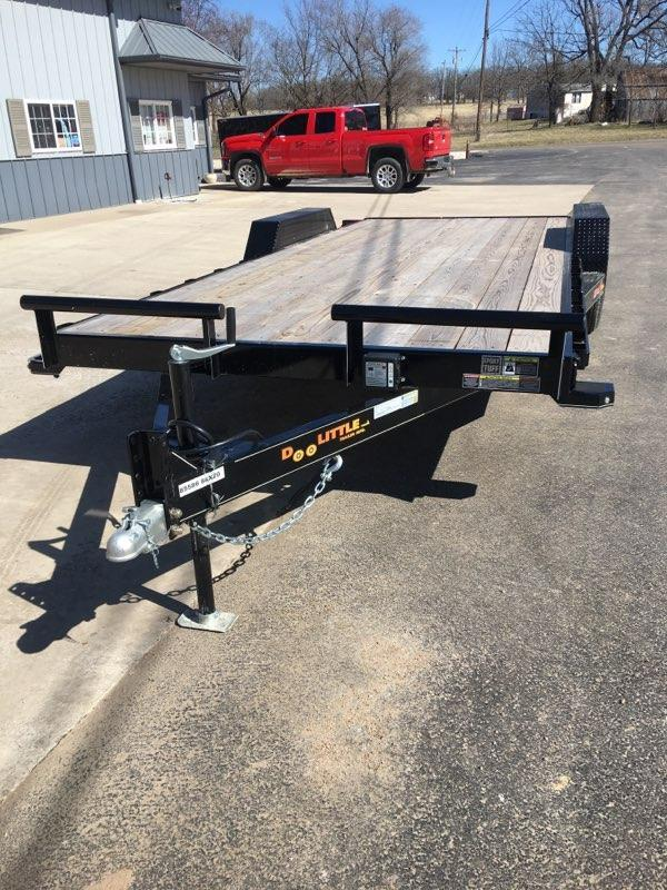 2020 Doolittle Trailer Mfg 84X20 DOOLITTLE Flatbed Trailer