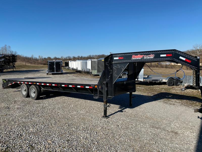 2019 LIKE NEW Load Trail DECKOVER Equipment Trailer