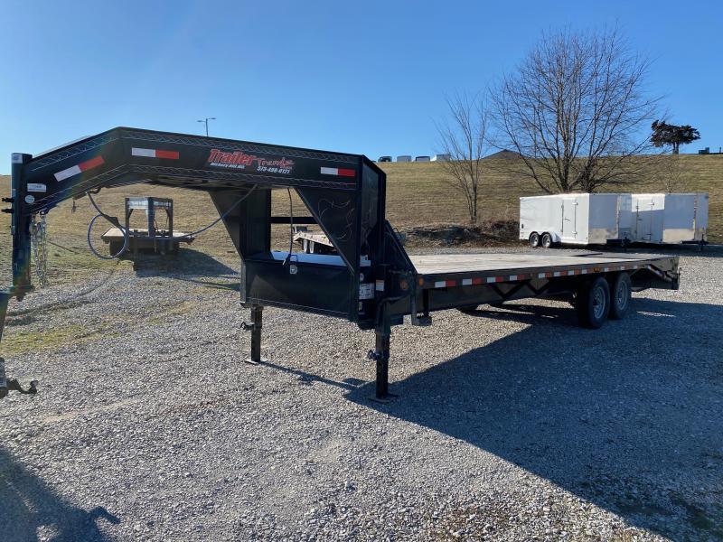 2019 LIKE NEW Load Trail DECKOVER Equipment Trailer
