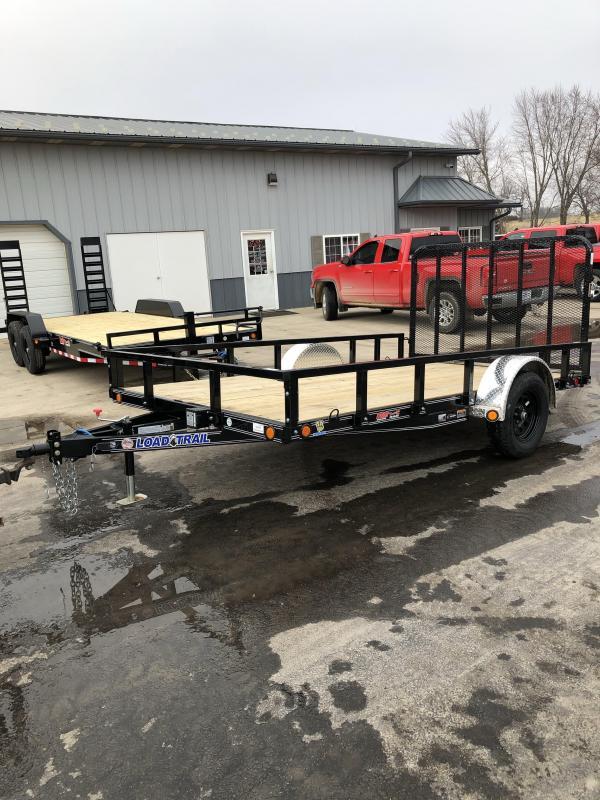 2020 Load Trail 83X12 LOAD TRAIL UTILITY Utility Trailer