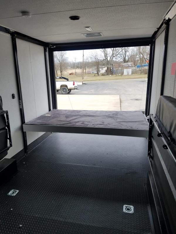 2021 Stealth Trailers 8.5X24 STEALTH NOMAD Car / Racing Trailer