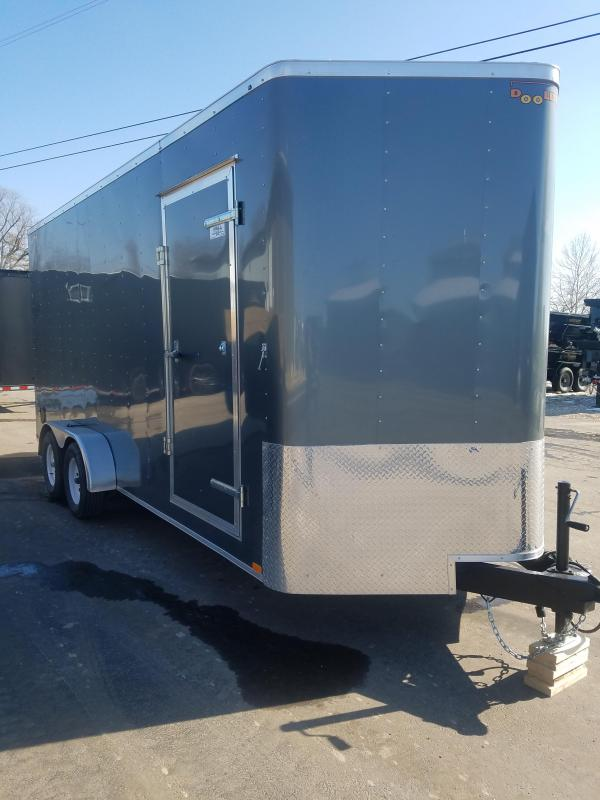 2019 Doolittle Trailer Mfg 7X18 DOOLITTLE Enclosed Cargo Trailer